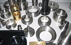 OEM (Original Equipment Manufacturers) Using the manufacturer's specifications we can produce precision machined parts in the quantities needed.
