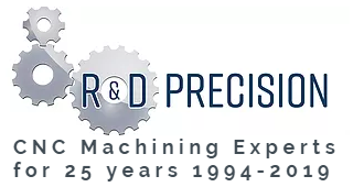 RD Precision CNC Machining Experts for 25 years